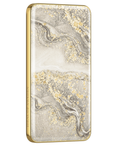 iDeal Of Sweden Fashion Powerbank Sparkle Greige Marble