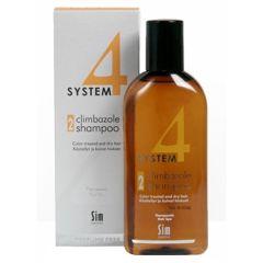 System 4 Climbazole Shampoo 2 215 ml