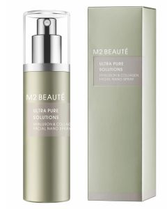 M2 Beaute Ultra Pure Hyaluron & Collagen Facial Nano Spray 75 ml