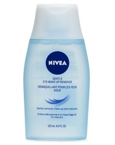 Nivea Gentle Eye Make-Up Remover 125 ml