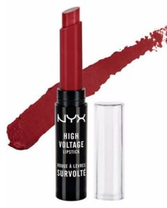 NYX High Voltage Lipstick - Burlesque 20