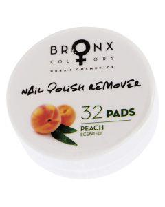 Bronx Nail Polish Remover - Peach