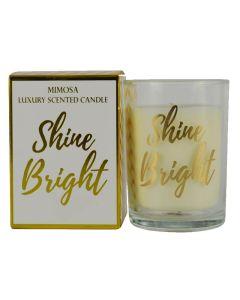 Candlelight Shine Bright Gold