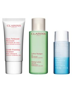 Clarins Trio - Normal or Combination Skin