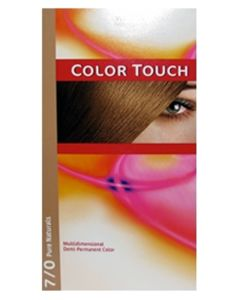 Wella Color Touch Kit 7/0