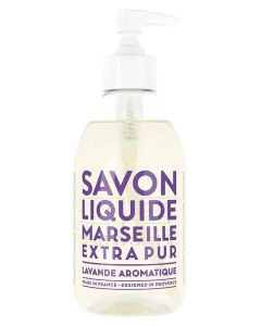 Compagnie De Provence Liquid Marseille Soap Aromatic Lavender 300ml