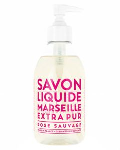 Compagnie De Provence Liquid Marseille Soap Wild Rose 300ml