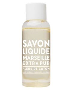 Compagnie De Provence Liquid Marseille Soap Cotton Flower