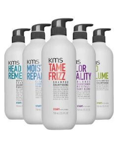 KMS Mix - Frit valg Shampoo + Conditioner (N)