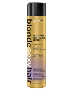 Blonde Sexy Hair Sulfate-Free Bright Blonde Shampoo (N) 300 ml