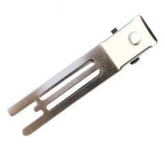 Comair hårclips i metal med tre ben 20 stk. 3150126