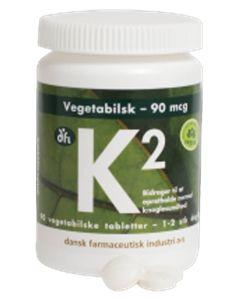 Berthelsen Naturprodukter - K2 90mcg