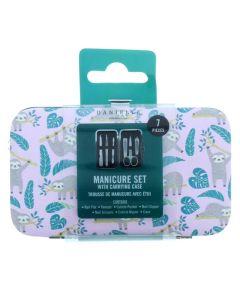 Danielle Creations Manicure Set Sloth 2