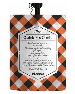 Davines The Quick Fix Circle Hair Mask 50ml