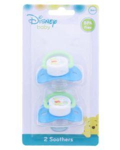 Disney Baby Peter Plys Sutter 3m+ 2 stk.
