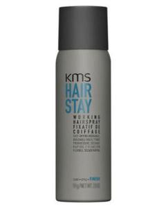 KMS HairStay Working Hairspray Travel Size (N) 75 ml