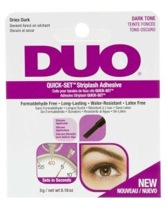 Duo Quick-Set Striplash Adhesive Dark Tone 5g