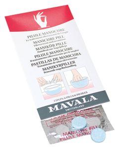 Mavala Manicure Pill