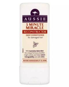 Aussie 3 Minute Miracle Reconstructor Deep Conditioner 75ml