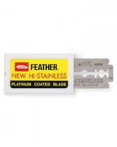 Feather New Hi-Stainless - Universal knivblade (7719840) 10 stk