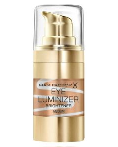 Max Factor Eye Luminizer Brightener - Medium 15 ml
