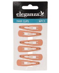 Eeeganza-hårspænder-orange