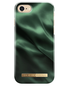 iDeal Of Sweden Cover Emerald Satin iPhone 6/6S/7/8