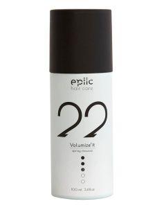 Epiic nr. 22 Volumize'it Volume Mousse-100mL