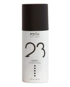 Epiic nr. 23 Hold'it strong hold spray-100mL