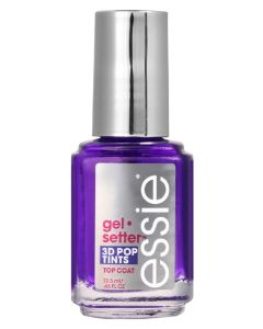 Essie Gel Setter 3D Pop Tints Purple 13.5ml