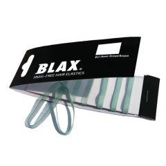 Blax - Snag-Free Hår Elastikker OCEAN 8stk/4mm