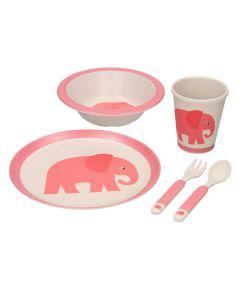 Excellent Houseware Børneservice Elefant