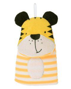 Excellent-Houseware-Vaskehandske-Tiger