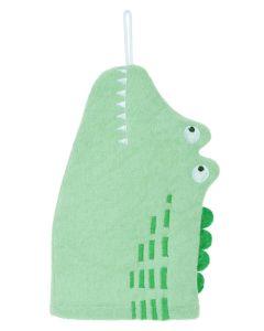 Excellent-Houseware-Vaskehandske-Krokodille