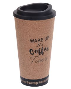 Excellent Houseware To-Go Kop Wake Up