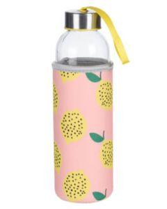 Excellent Houseware Vandflaske Citron 400ml