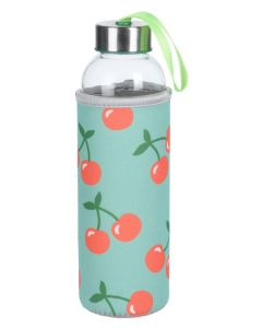 Excellent Houseware Vandflaske Kirsebær 400ml