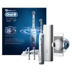 Oral B Genius 8000 Elektrisk Tandbørste