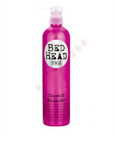 TIGI Dumb Blonde Shampoo 400 ml