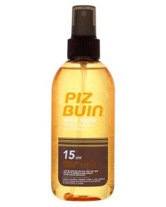 Piz Buin Wet Skin Transparent Sun Spray SPF 15 150 ml