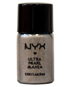 NYX Ultra Pearl Mania Silver 5ml