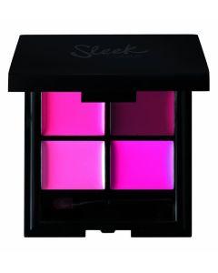 Sleek MakeUP Lip 4 Lipstick Palette - Showgirl