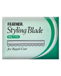 Feather Styling Blade For Rapid Cuts WG 10stk