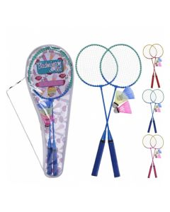 fun-&-games-badminton-sæt-5-dele