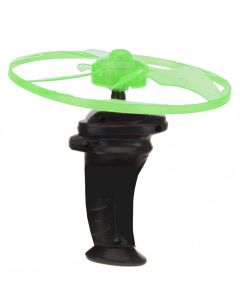 Fun & Games Flyvende Propel Grøn 16cm