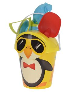 Fun & Games Strandsæt Pingvin