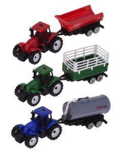 Fun & Games Traktor Trio