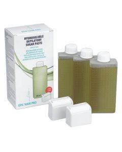 Sibel Hydrosoluble Depilatory Sugar Paste - Sensitive Skin 3x100ml