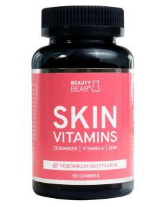 Beauty Bear Skin Vitamins