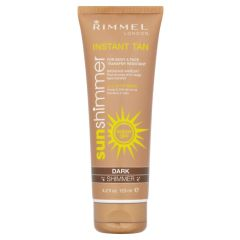 Rimmel Instant Tan - Dark Shimmer 125 ml